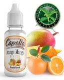 13ml Capella - Pomaranč a mango so Steviou / Orange Mango with Stevia