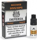Imperia Nico Base Fifty PG50/VG50 3mg 5x10ml končí spotreba 1/2021