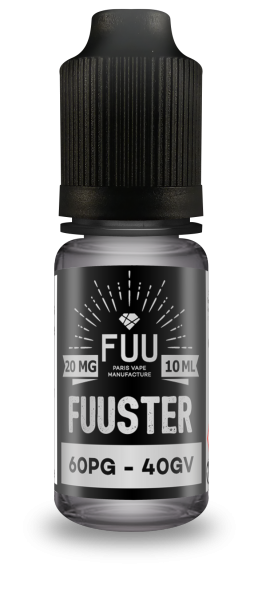 Fuuster 20mg/ml - Booster báze