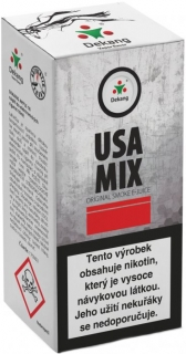 Decang Classic USA Mix 10 ml 6 mg