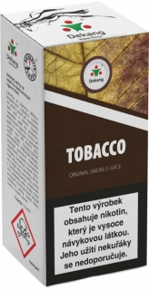 Tobacco  (6mg) 10 ml