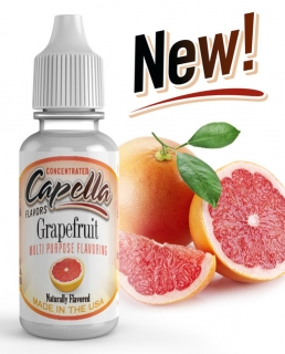13ml Capella - Grapefruit