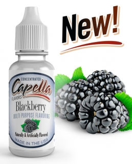 13ml Capella - Ostružina / Blackberry