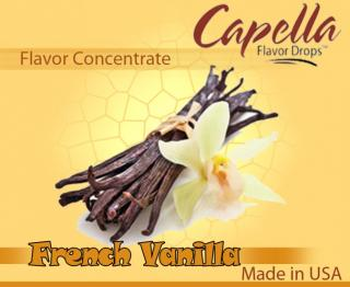 13ml Capella - French Vanilla
