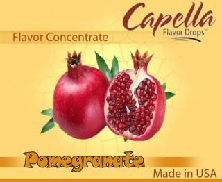 13ml Capella - Pomegranate