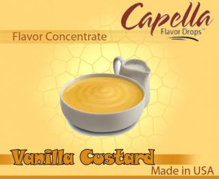 13ml Capella - Vanilla custard