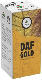 10ml DAF Gold (0mg)