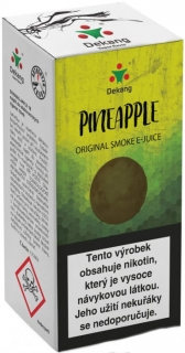 Pineapple (6mg) 10 ml