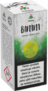 Banana (6mg) 10 ml