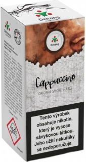 Cappuccino (6mg) 10 ml