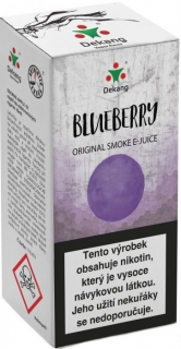 Blueberry (6mg) 10 ml