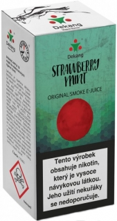 Strawberry-mint (11mg) 10 ml