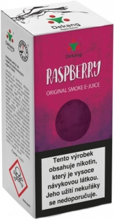 Raspberry (6mg) 10 ml