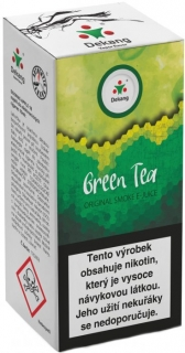 Green Tea (16mg) 10ml