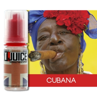Aróma T-Juice Cubana 10ml