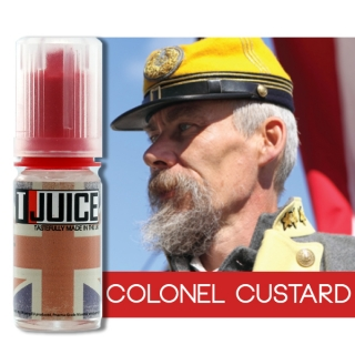 Aróma T-Juice Colonel Custard 10ml