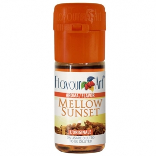Tabák Mellow Sunset 10ml