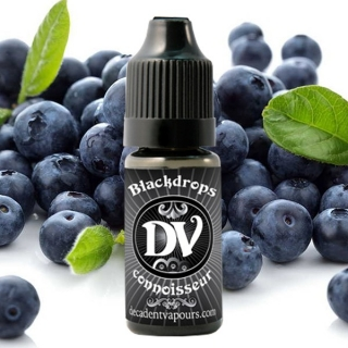 Decadent Vapours - Čučoriedka / Blueberry