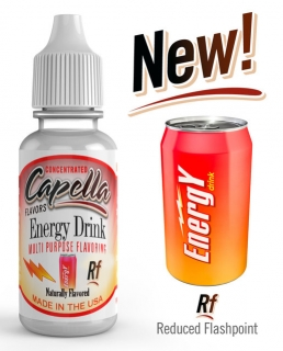 13ml Capella - Energy / Energy Drink Rf