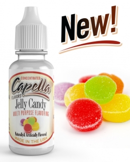 13ml Capella - Želé cukríky / Jelly Candy