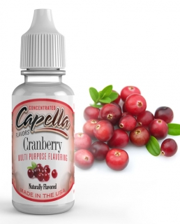 13ml Capella - Brusnica / Cranberry
