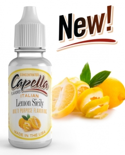 13ml Capella - Sicílsky citrón / Italian Lemon Sicily