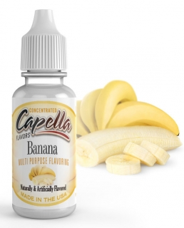 13ml Capella - Banán / Banana