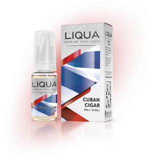 Liqua Elements Cuban tobacco 10ml PG+VG
