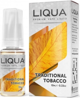 Liqua Elements Traditional Tobacco 10ml PG+VG