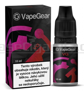 Vapegear booster VG 10ml