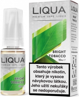 Liqua Elements Bright Tobacco 30ml PG+VG 0mg