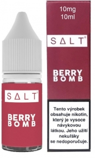 Liquid Juice Sauz SALT Berry Bomg 10ml - 10mg