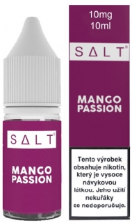 Liquid Juice Sauz SALT Mango Passion 10ml - 10mg