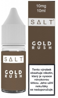 Liquid Juice Sauz SALT Gold Rush 10ml - 10mg
