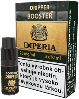 Booster IMPERIA 5x10ml PG30-VG70 20mg