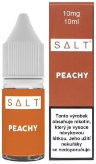 Liquid Juice Sauz SALT Peachy 10ml - 10mg