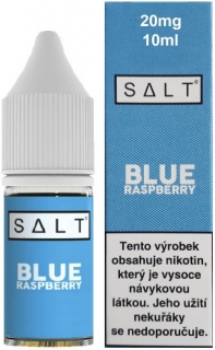E-liquid Juice Sauz SALT  Blue Raspberry 10ml - 20mg