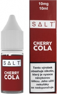 E-liquid Juice Sauz SALT  Cherry Cola 10ml - 10mg