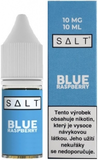 E-liquid Juice Sauz SALT  Blue Raspberry 10ml - 10mg