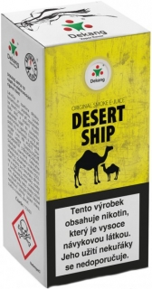 Desert Ship (18mg) 10 ml